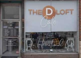 The D Loft Cafe