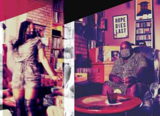 Detroit bar culture