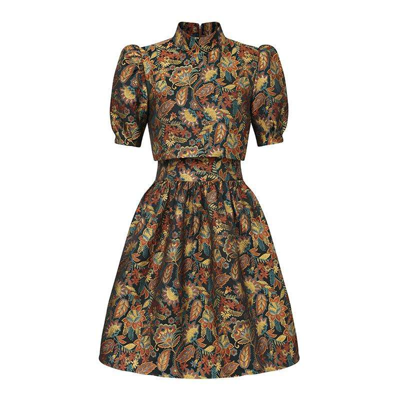 Autumn Adeigbo Victoria dress