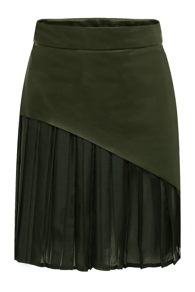 Fe Noel pleated skirt