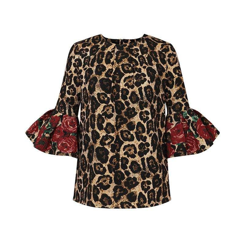 Autumn Adeigbo Shayla blouse