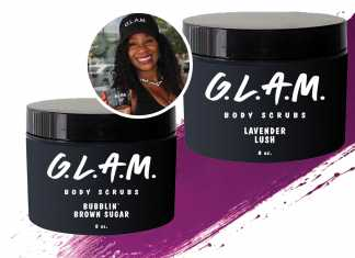 G.L.A.M. Body Scrubs