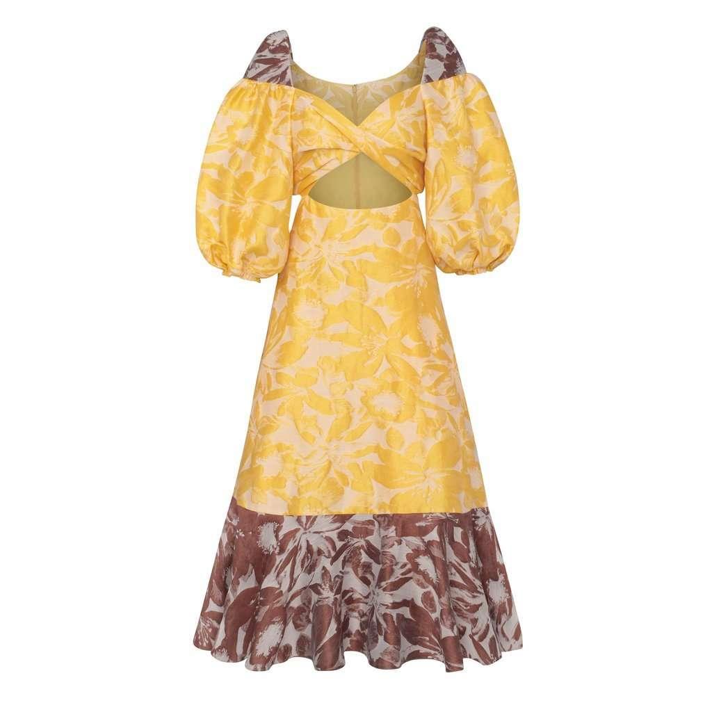 Autumn Adeigbo Maisie Dress